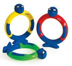 Zoggs Zoggy Dive Rings Assorted, , rebel_hi-res