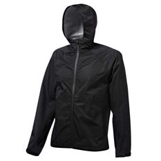 Tahwalhi Mens Sunny Peak Soft Shell Jacket Black S, Black, rebel_hi-res