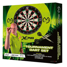 XQ Max MFG Tournament Dart Set, , rebel_hi-res