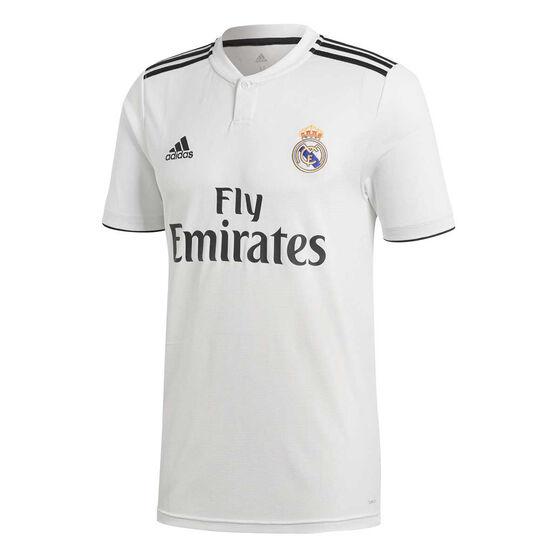 Real Madrid FC 2018 / 19 Mens Home Jersey, , rebel_hi-res