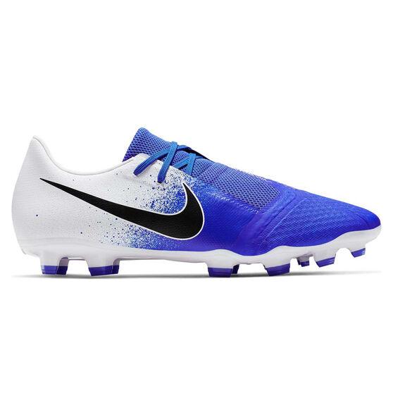Nike Phantom Venom Academy Football Boots, White / Black, rebel_hi-res