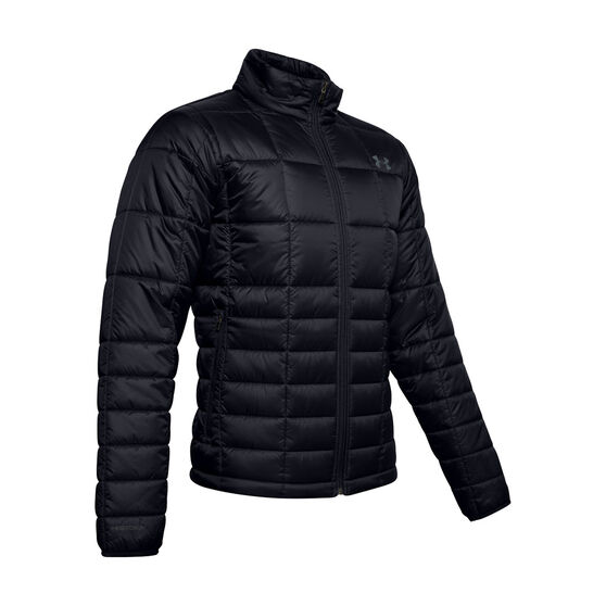Under Armour Mens Insulated Jacket, , rebel_hi-res