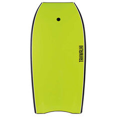Tahwalhi Pro TX 44in Bodyboard Black / Lime, , rebel_hi-res