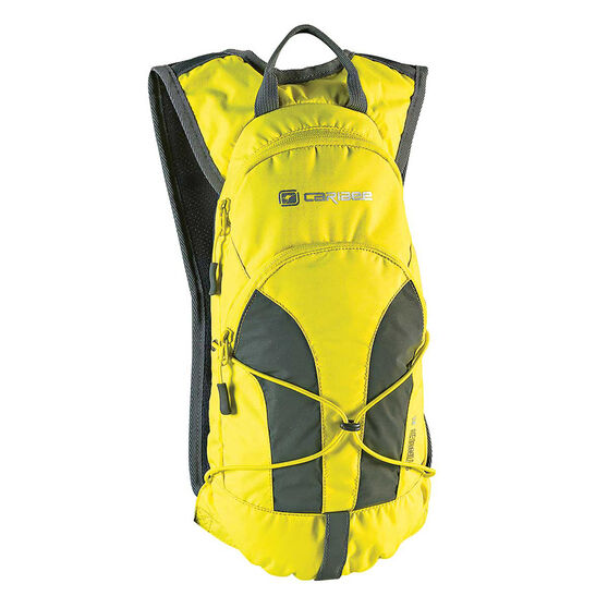 Caribee Stinger 2L Hi Vis Hydration Backpack, , rebel_hi-res