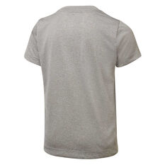 Nike Boys Collegiate Dri-FIT Tee Grey 4, Grey, rebel_hi-res