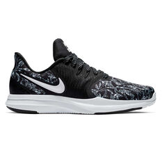 Nike In Season TR 8 Womens Training Shoe Black / White US 6, Black / White, rebel_hi-res
