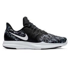 613fda483b984c Nike In Season TR 8 Womens Training Shoe Black   White US 6
