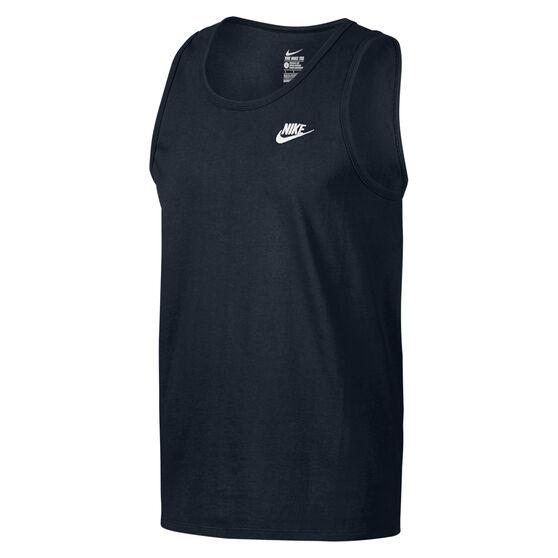 Nike Sportswear Mens Embroidered Club Tank, , rebel_hi-res