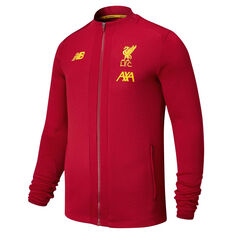 dd4040591 Liverpool FC 2019 20 Mens Game Jacket Red S