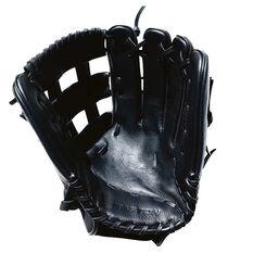 Easton Paragon Cowhide RHT Softball Glove Black 12in, Black, rebel_hi-res
