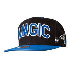 Orlando Magic Training Room Snapback OSFA, , rebel_hi-res