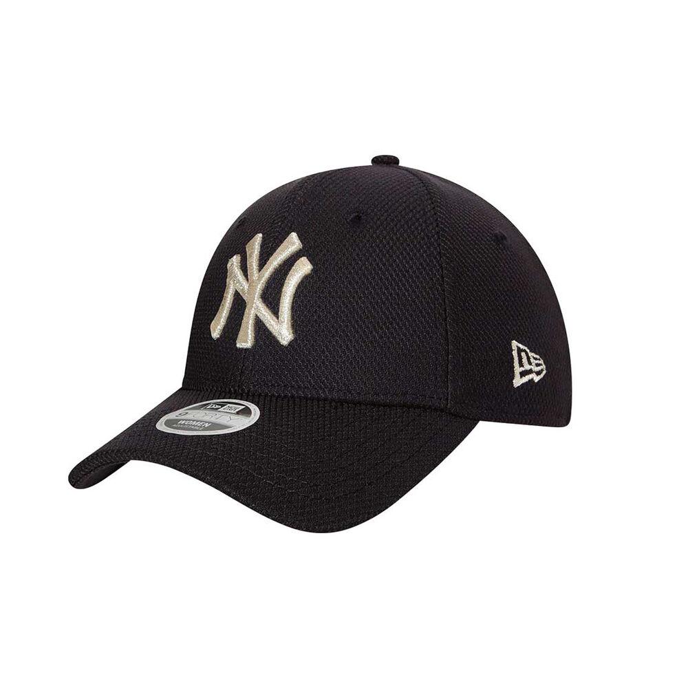 New York Yankees Womens 9FORTY Diamond New Era Cap  dbc1eedfd2