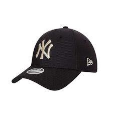 New York Yankees Womens 9FORTY Diamond New Era Cap, , rebel_hi-res