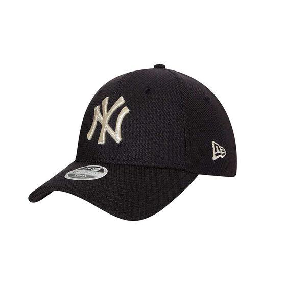 buy popular 64062 1e654 New York Yankees Womens 9FORTY Diamond New Era Cap, , rebel hi-res