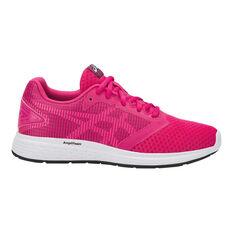 Asics Patriot 10 Kids Training Shoes Pink US 4, Pink, rebel_hi-res