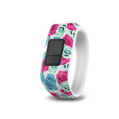 Garmin Real Flower Stretch Band, , rebel_hi-res