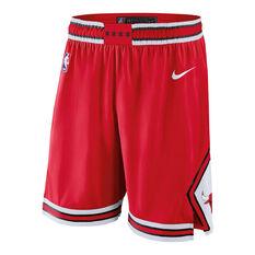 Chicago Bulls Mens Swingman Shorts, , rebel_hi-res