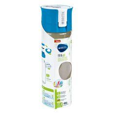 Brita Fill and Go Vital 600ml Filter Water Bottle Blue, , rebel_hi-res