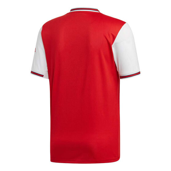 Arsenal FC 2019/20 Mens Home Jersey, Red / White, rebel_hi-res