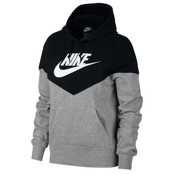 huge discount f90c8 ae362 Nike Womens Sportswear Heritage Hoodie
