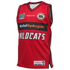Mitchell and Ness Kids Perth Wildcats 2018 Home Jersey, , rebel_hi-res