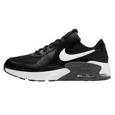 Nike Air Max Excee Kids Casual Shoes Black/White US 4, Black/White, rebel_hi-res