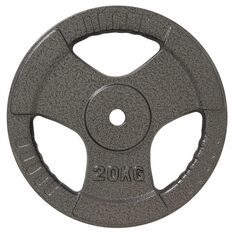Celsius 20kg Tri Grip Weight Plate, , rebel_hi-res