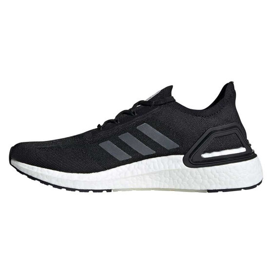 adidas Ultraboost S.RDY Mens Running Shoes, Black/White, rebel_hi-res