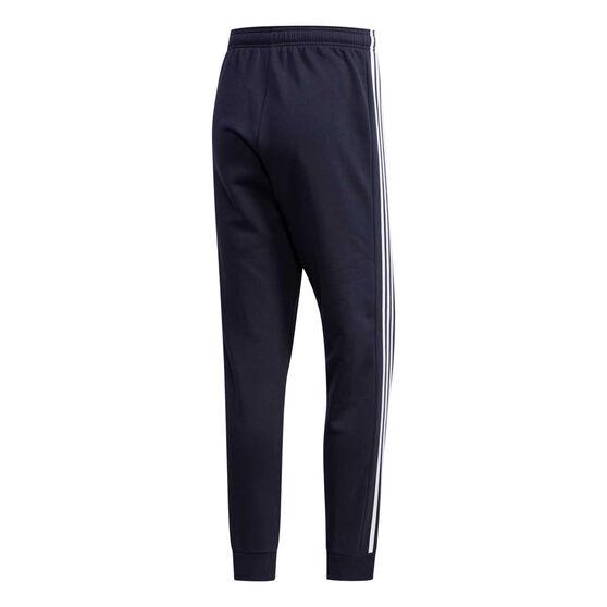 adidas Mens Essentials Colourblock Pant, Blue, rebel_hi-res