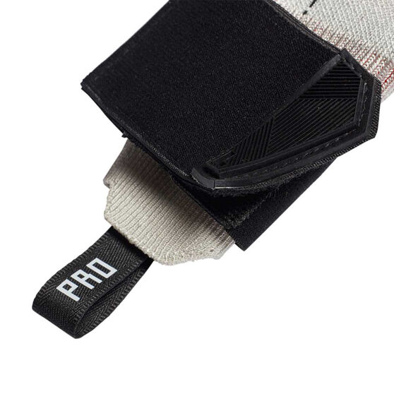 adidas Predator Pro Goal Keeping Gloves, Silver / Black, rebel_hi-res