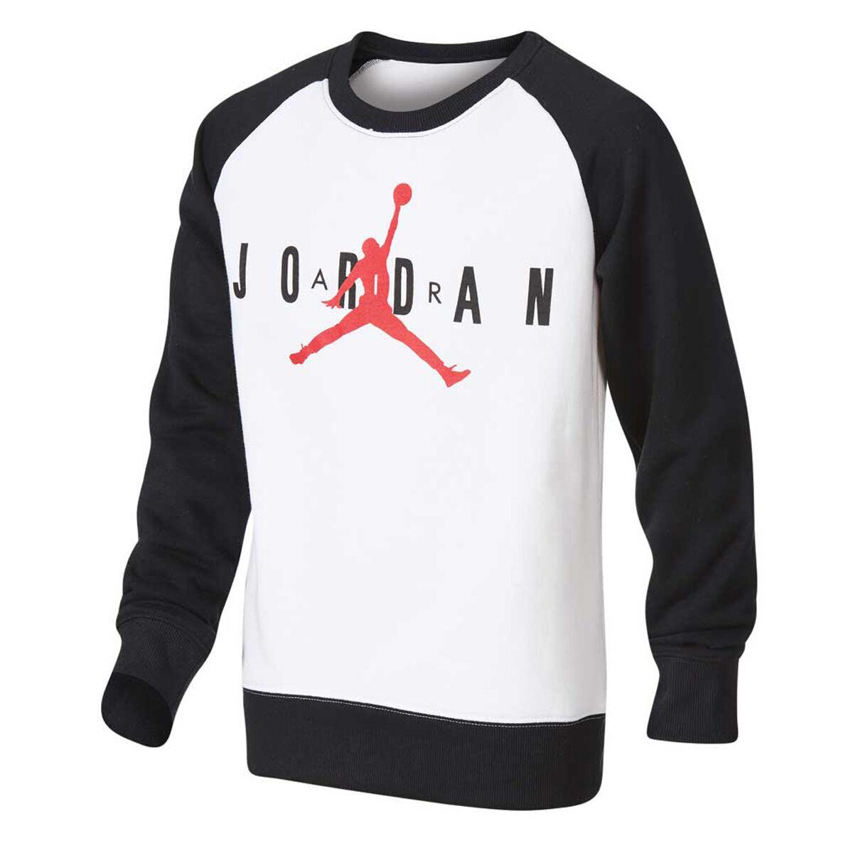 Nike Boys Jordan Air Crew T-Shirt
