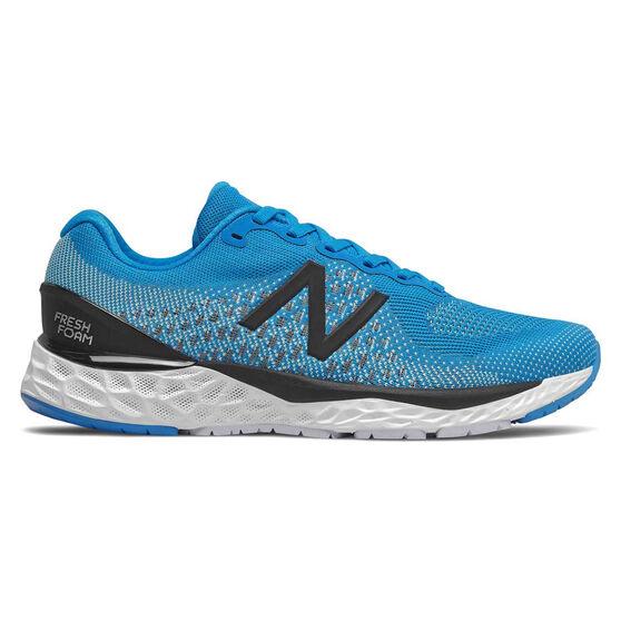 New Balance 880v10 Mens Running Shoes, Blue/Black, rebel_hi-res