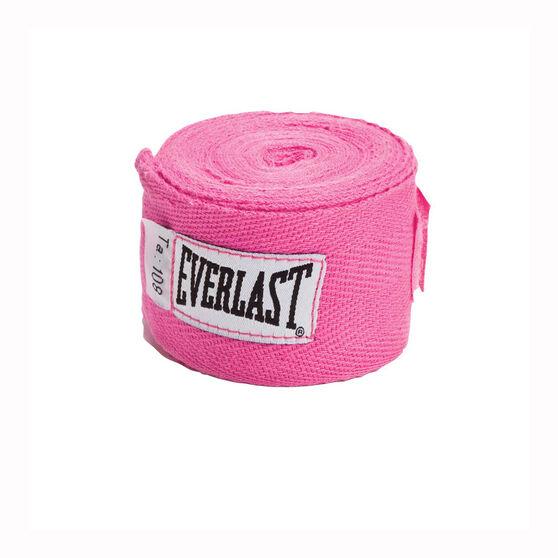 Everlast 108in Boxing Hand Wraps Pink, , rebel_hi-res