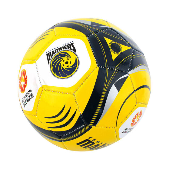 A League Central Coast Mariners Mini Supporter Soccer Ball, , rebel_hi-res