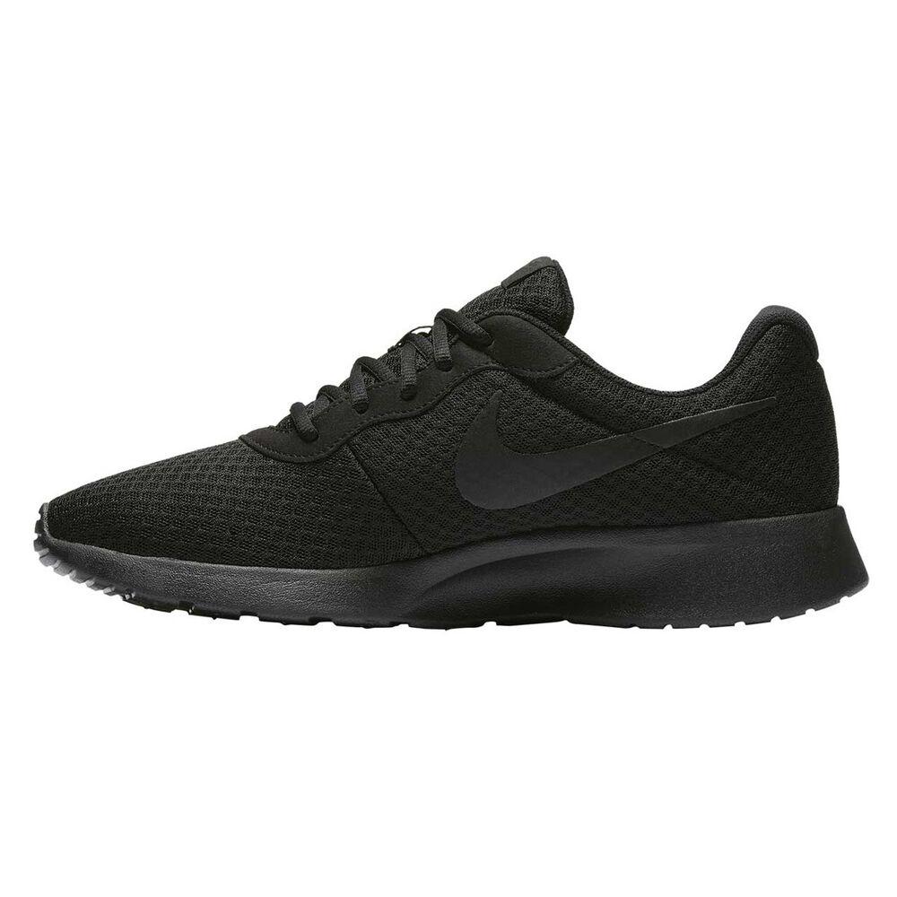 Nike Tanjun Mens Casual Shoes Black US 7  7ac0567363c