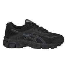 Asics GT 2000 6 Kids Running Shoes Black US 1, Black, rebel_hi-res