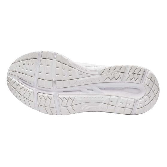 Asics GEL Contend 6 Kids Running Shoes, White, rebel_hi-res