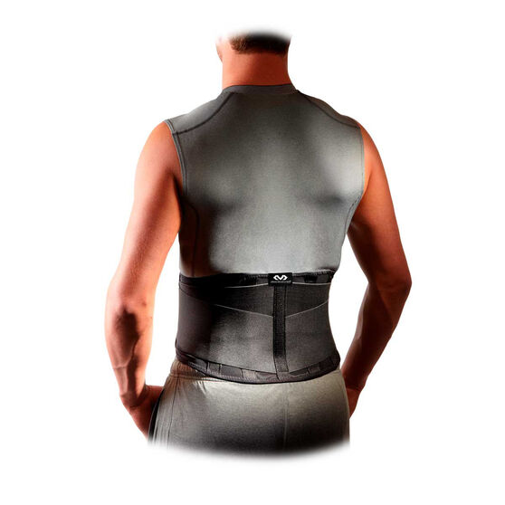 McDavid Lightweight Back Support, Black, rebel_hi-res