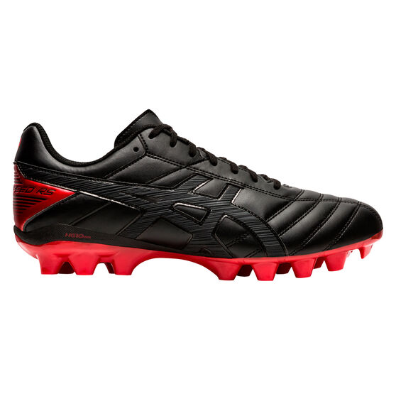 Asics Lethal Speed RS 2 Football Boots, Black, rebel_hi-res