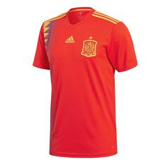 Spain 2018 Mens Home Football Jersey, , rebel_hi-res
