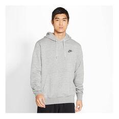 Nike Mens Sportswear Pullover Hoodie Black XS, , rebel_hi-res