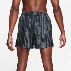 Nike Mens Wild Run Challenger 5in Running Shorts Black S, Black, rebel_hi-res