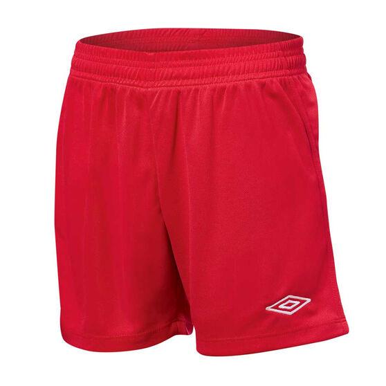 Umbro League Kids Football Shorts, , rebel_hi-res