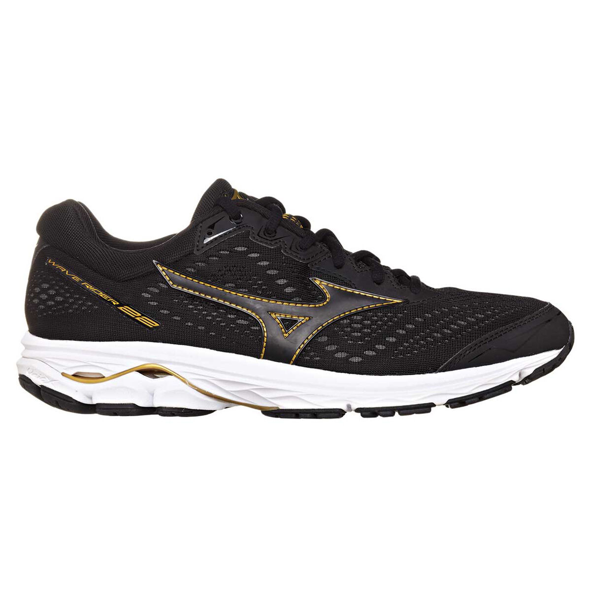 mizuno mens running shoes size 9 youth gold for her medium