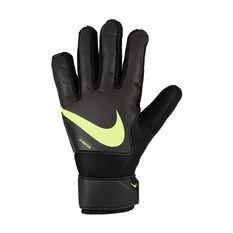 Nike Jr. Goalkeeper Match Gloves Black 4, Black, rebel_hi-res
