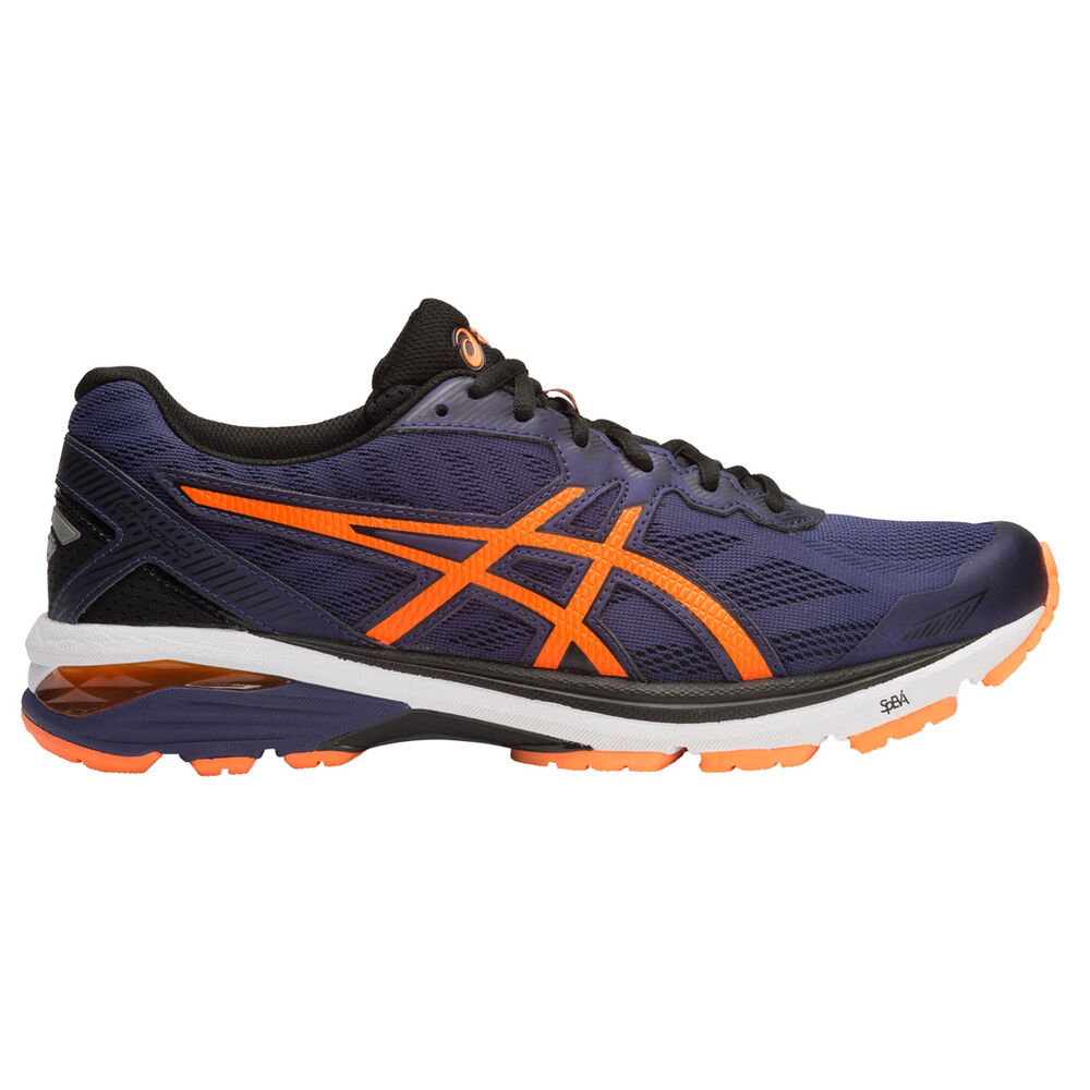 b785f6c5c4 Asics GT 1000 5 Mens Running Shoes Navy / Orange US 7, Navy / Orange