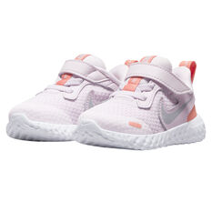 Nike Revolution 5 Toddlers Shoes, Lilac/White, rebel_hi-res