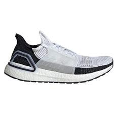 adidas Ultraboost 19 Mens Running Shoes White / Grey US 11, White / Grey, rebel_hi-res