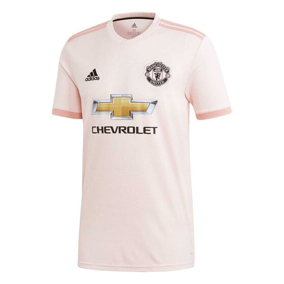 Manchester United 2018 / 19 Mens Away Jersey, Pink, rebel_hi-res