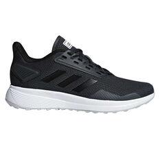 adidas Duramo 9 Womens Running Shoes Black US 6, Black, rebel_hi-res